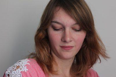 Monday Shadow Challenge : Rose Gold - Le boudoir dAmandine