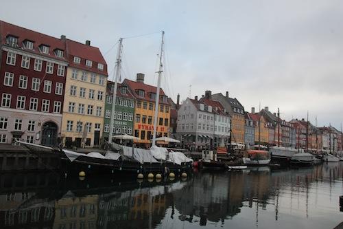 voyage express à Copenhague