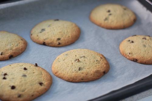 Recette de cookies maison