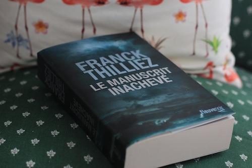 Manuscrit Inachevé de Franck Thilliez
