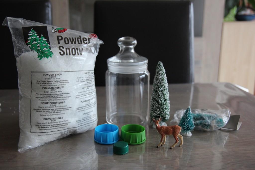 DIY bonbonnière de Noël