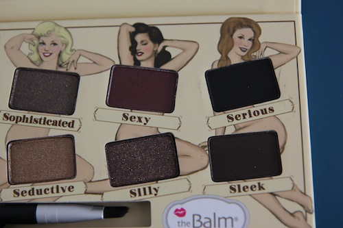 Palette nude'tude The Balm