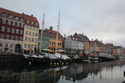 voyage express à Copenhague