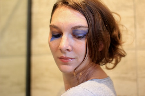 maquillage graphique