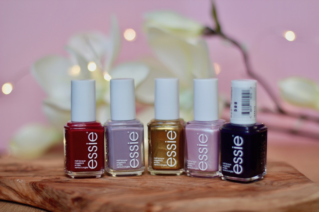 Essie Collection Hiver 2018