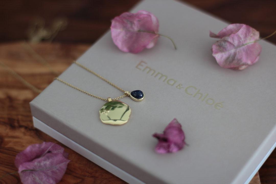 L'Atelier Emma et Chloé ; box ; box bijoux ; bijoux ; collier