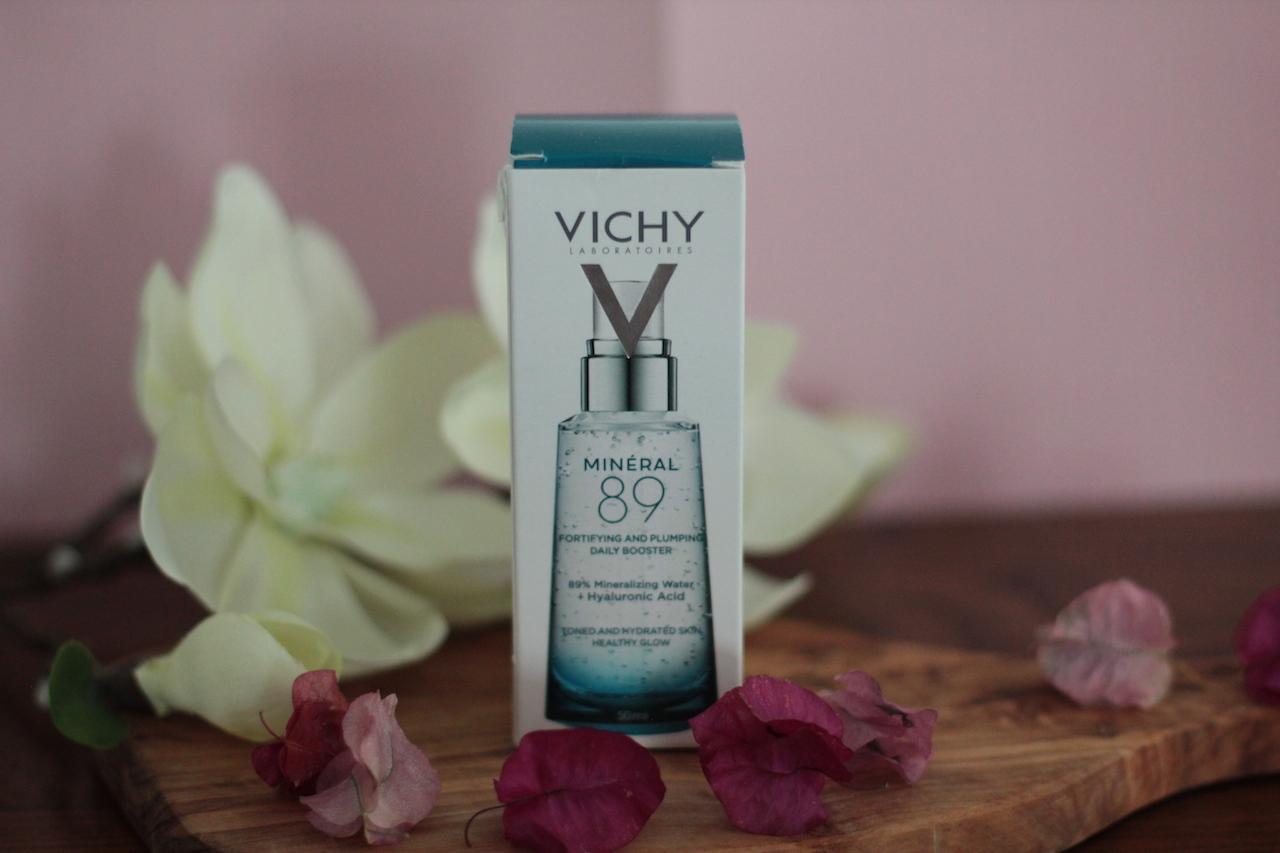 indispensables de l'été par Vichy ; acide hyaluronique ; hydratation ; soin visage