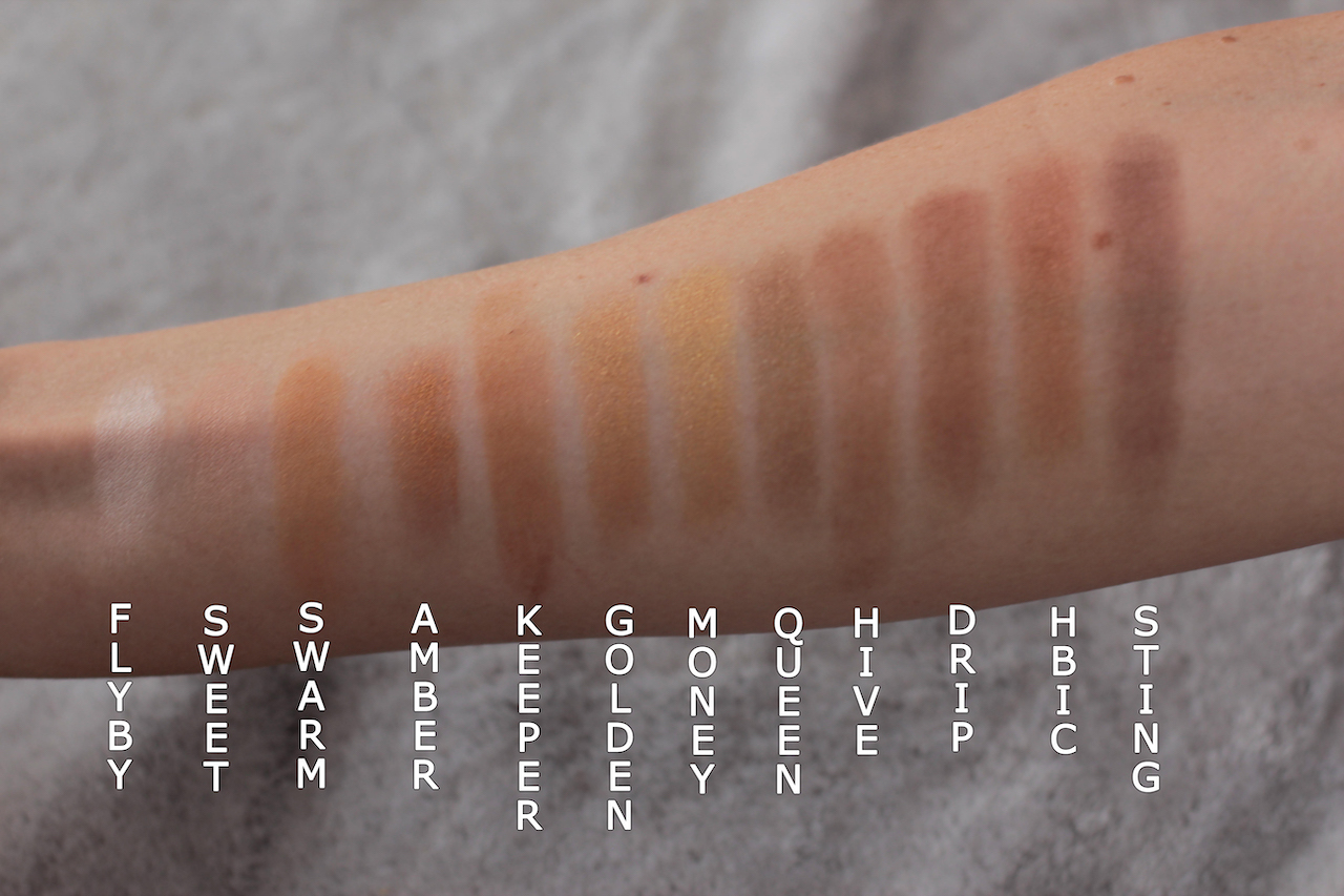 swatch Naked Honey