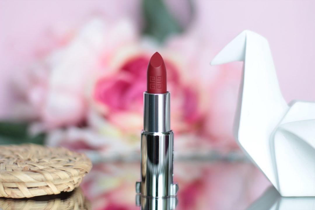Rouge Deep Velvet de Givenchy