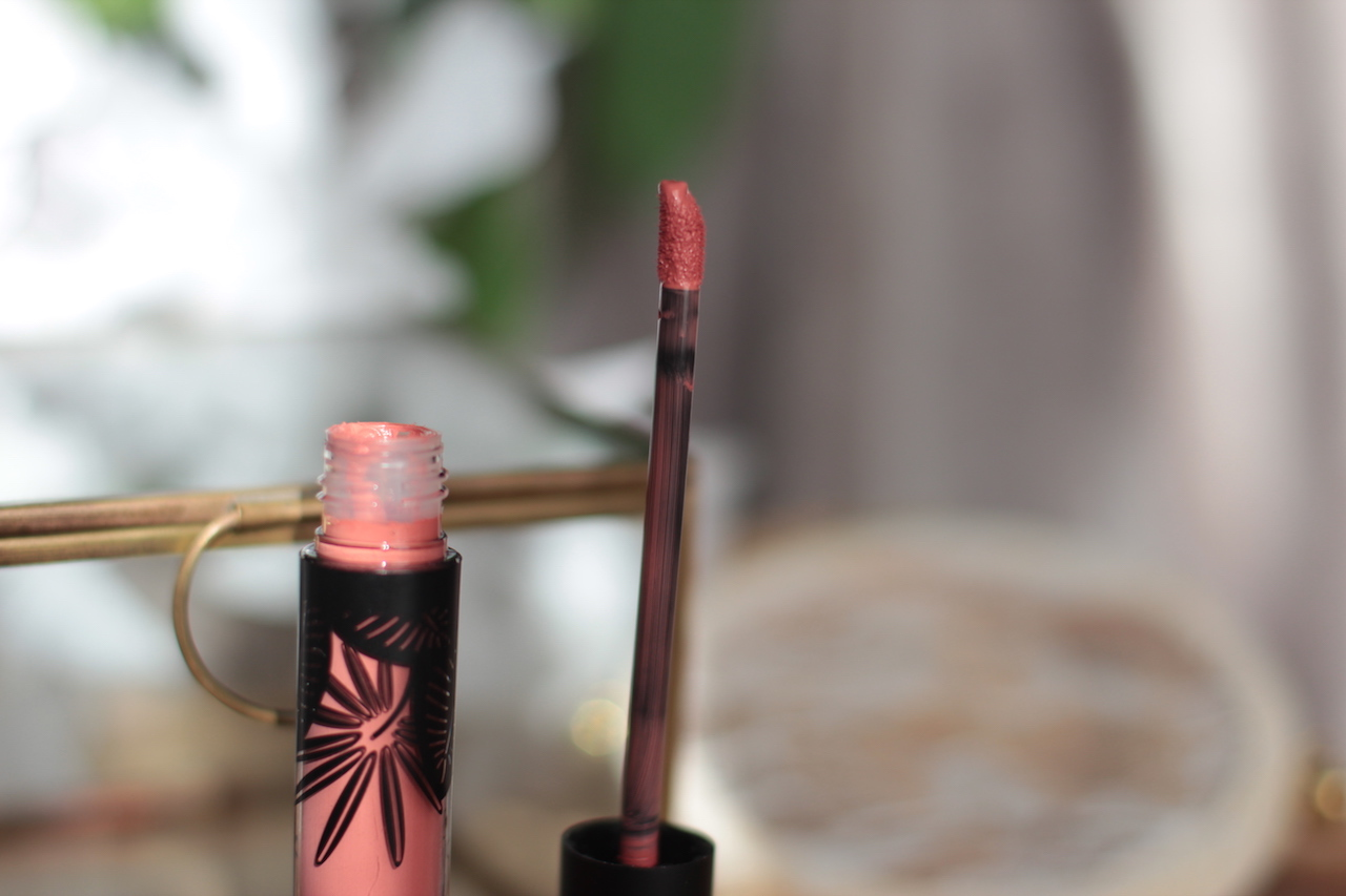 rouge à lèvres ; all tigers ; green ; cruelty free ; make up