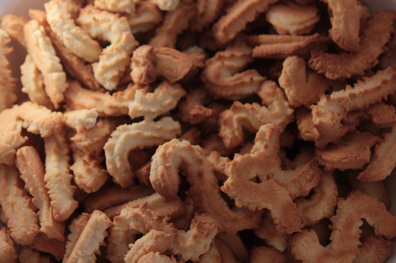 recette des Spritz ; biscuits de Noël ; Noël ; biscuits lorrains ; biscuits alsaciens