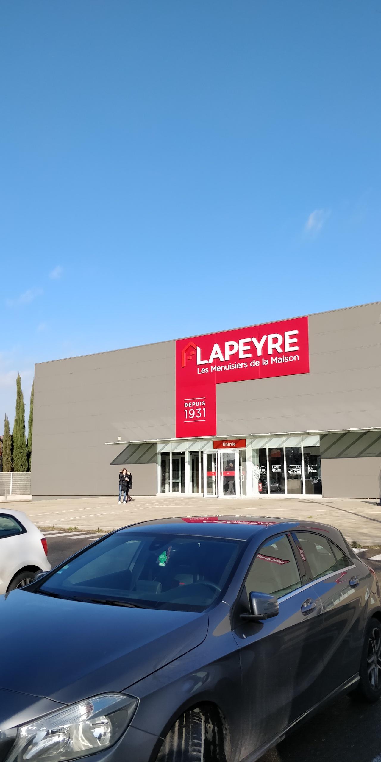 Lapeyre à Nîmes