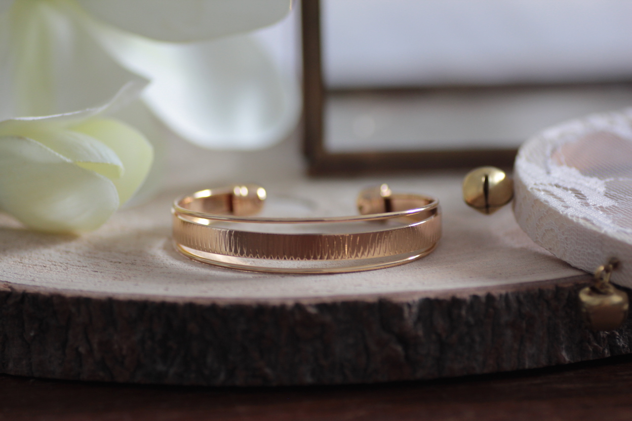 bracelet ; laiton doré ; bijoux