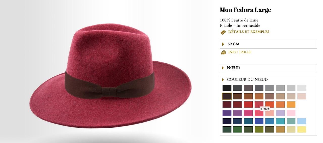 chapeau personnalisé ; bon clic bon genre ; chapeau ; made in france ; look ; vintage