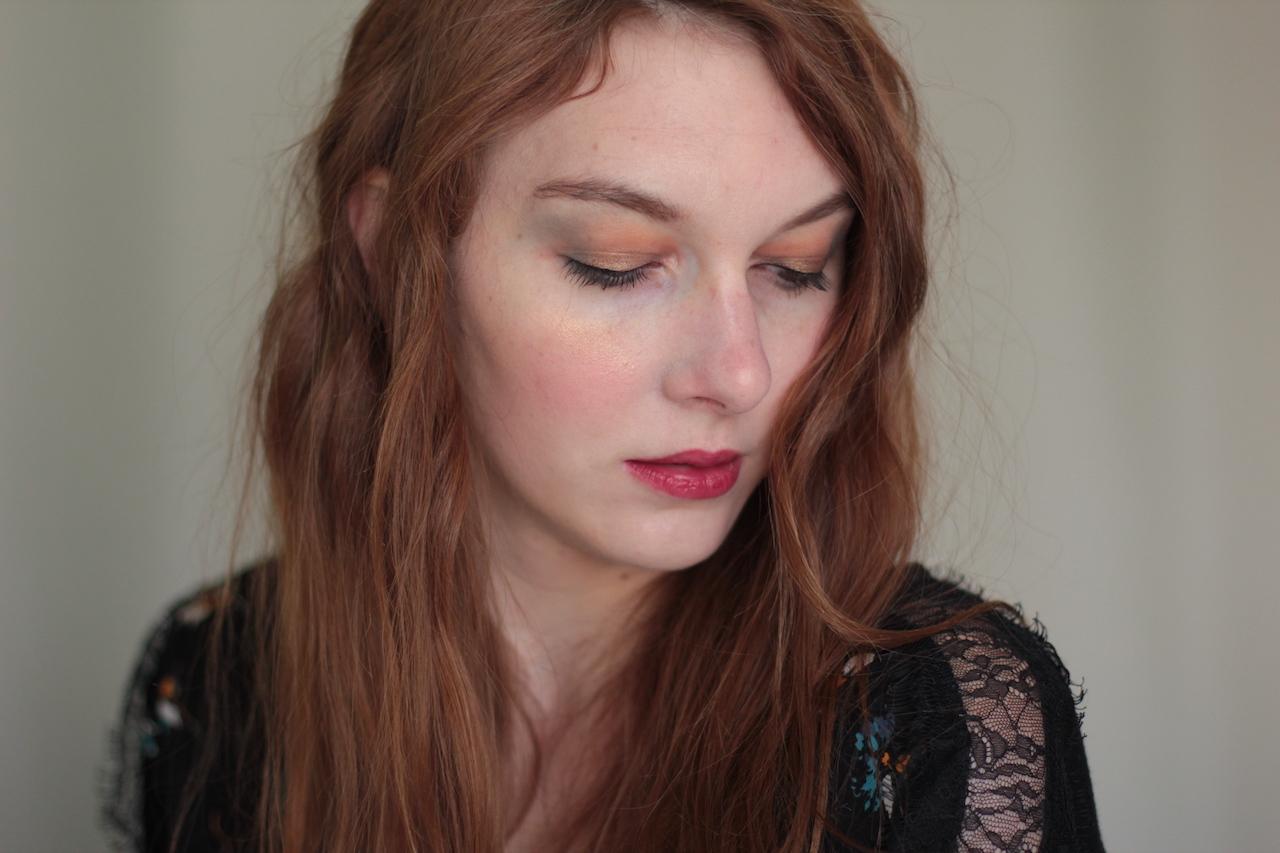 maquillage ; make up ; fards à paupières