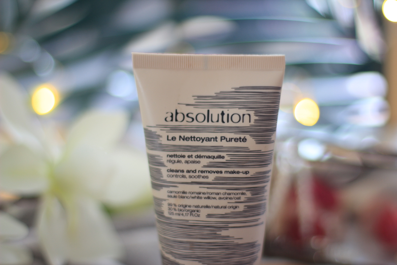 nettoyant ; absolution ; made in france ; vegan ; nettoyant pureté absolution