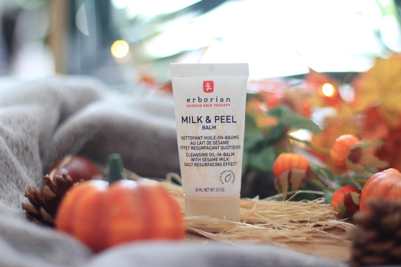 Milk & Peel Balm d'Erborian