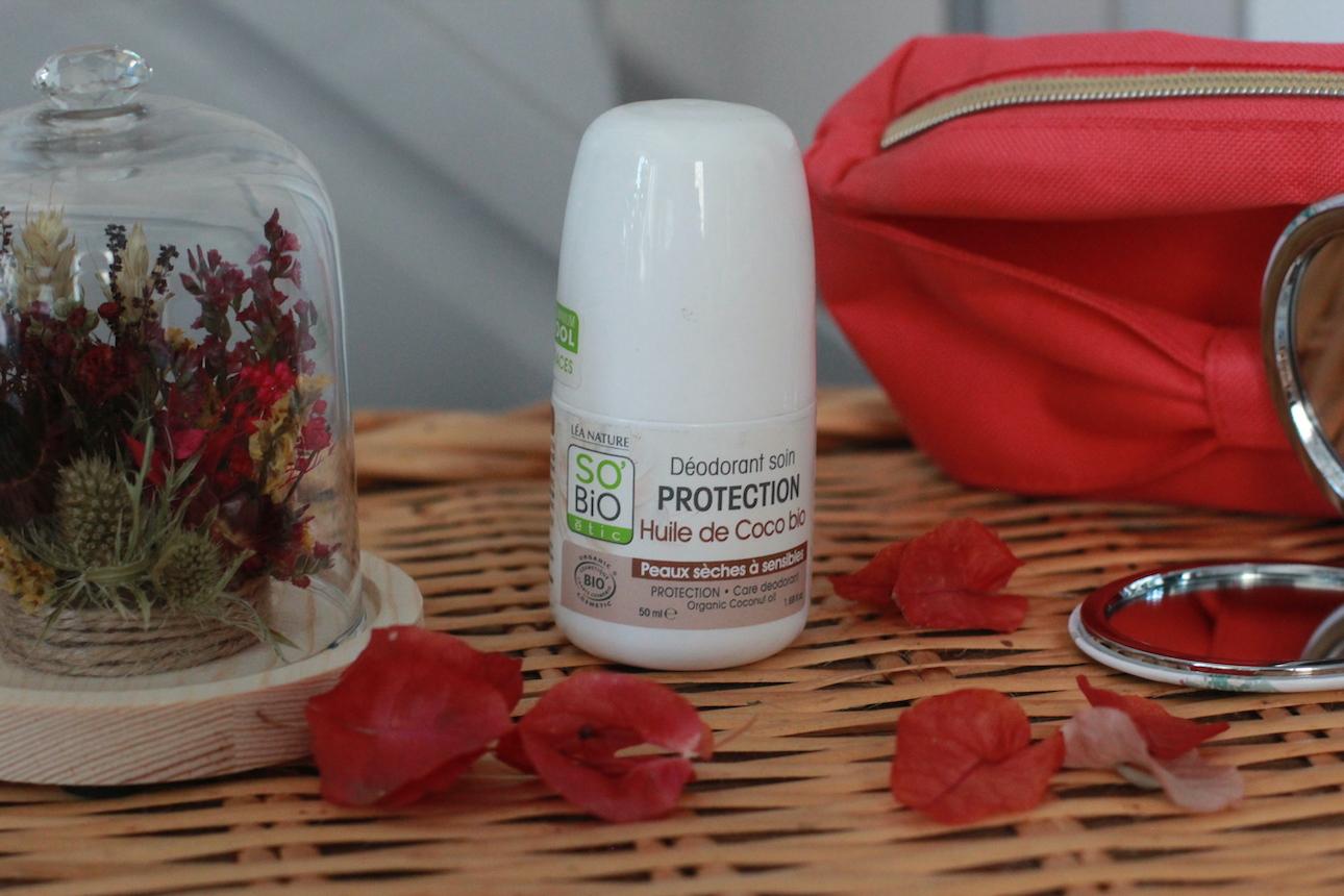 déodorant Protection So Bio Etic