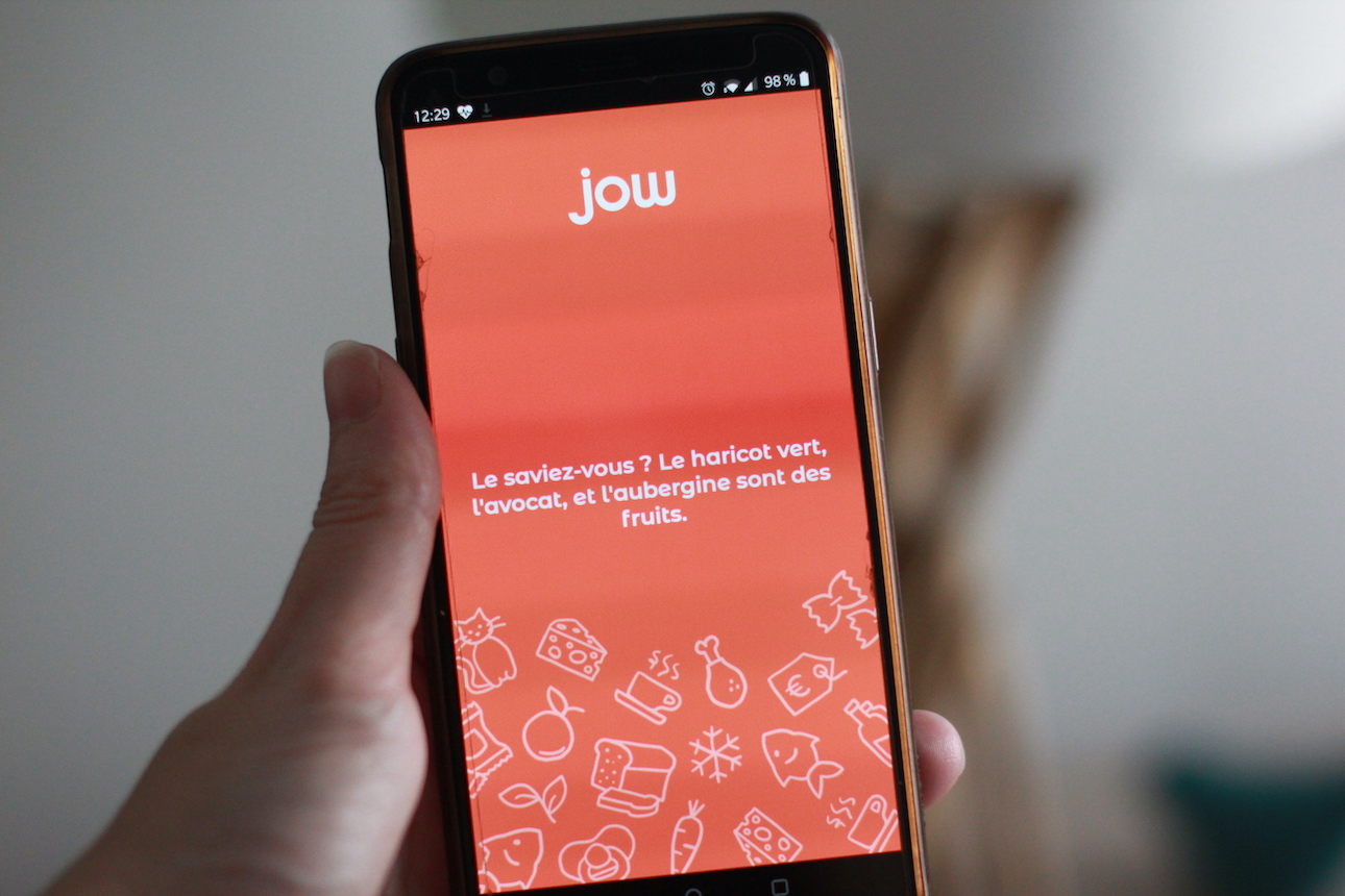 application jow