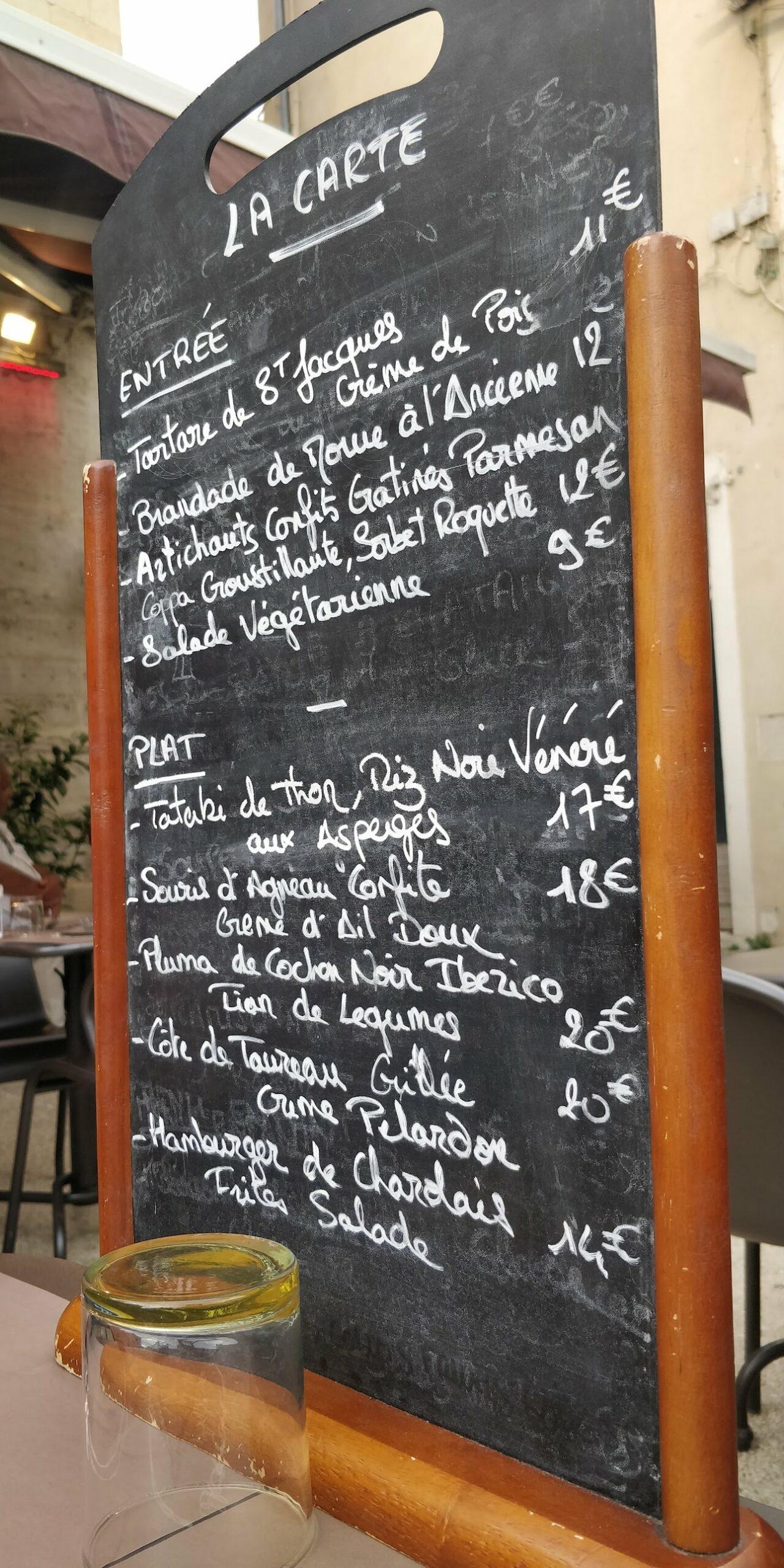 Restaurant Le Chapon Fin
